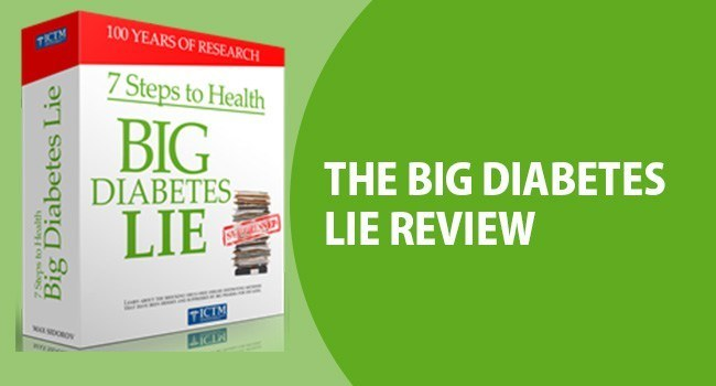 the big diabetes lie program